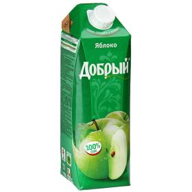 Сок фруктовый 1,0 (Добрый)